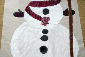 sněhulák Standa