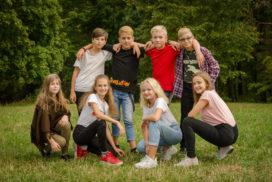žáci na DM 2019/2020